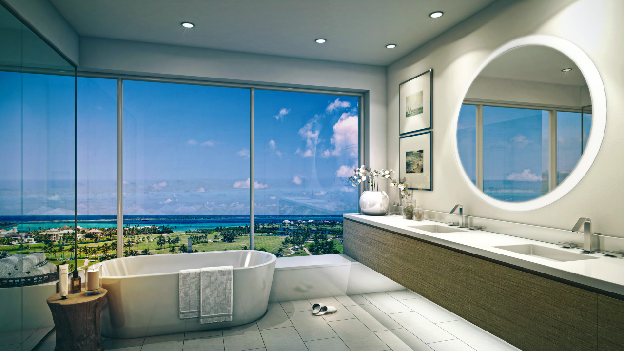 Bahamas Waterfront Real Estate | Waterfront Condos | One Ocean ...